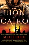 The Lion of Cairo cover